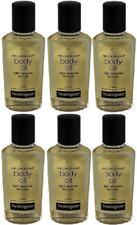 Neutrogena Body Oil, Light Sesame Formula, Sesame Oil, 1 Fl. Oz.(6 Pack)
