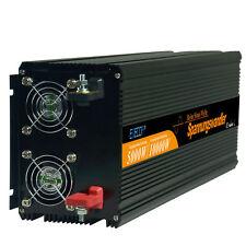 5000W 10000W Convertisseur pur sinus onduleur 24V 220V onde sinusoïdale Inverter
