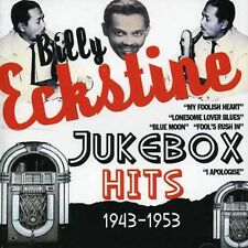 Billy Eckstine - Jukebox Hits 1943-1953 [New CD]