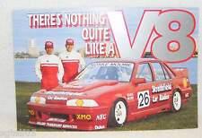 1988 Holden Commodore VL Strathfield Racing Noske Moore Hero Card