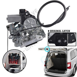 New Liftgate Lock Actuator Motor with Latch fits 08-10 Dodge Grand Chrysler Town