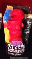1 Undead Zombie Brain Freeze Ice Pop Frozen Halloween Treat Scouts Cranium Food