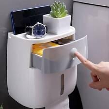 Toilettenpapierhalter Papierhalter Klopapierhalter Box Feuchttücher Behälter