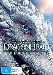DRAGONHEART VENGEANCE DVD 2020 JACK KANE BRAND NEW UNSEALED REGION 4 FAST POST