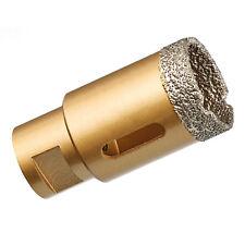 GraniFix® Ø 30 mm Diamantbohrer M14 Bohrkrone Fliesenbohrer Trockenbohrer Granit