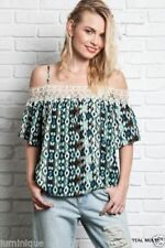 Off-Shoulder Sleeve Tops & Blouses for Women Peasant