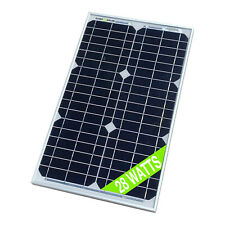 Zamp Solar 28 Watt Mono 18V Solar Panel RV Van Solar Portab