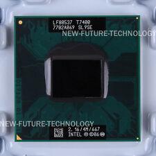 SL9SE SLGFJ - Intel Core 2 Duo T7400 2.16GHz 667MHz 478-pin CPU US free shipping
