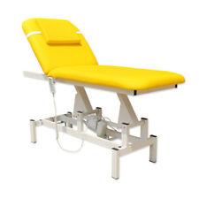 Massageliege ELEKTRISCH Kosmetikliege Massagebank Behandlungsliege Kosmetikstuhl