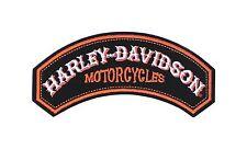 EM026302 - Harley-Davidson® Performance Power Rocker Small Patch. RETIRED!!