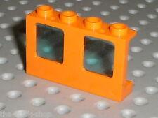 Fenetre LEGO CITY ARCTIC Orange window 61345 + Glass Set 60036 60035 60062 60064