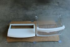 Ge Refrigerator Cover Shelf and Bottom Pan Assembly (Wr32X10153 and Wr32X10369)