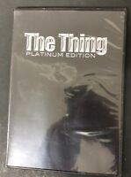 The Thing Platinum Edition levitation magic trick DVDs only Bill Abbott
