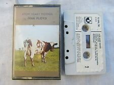CASSETTE PINK FLOYD ATOM HEART MOTHER from 1970 original harvest tc shvl 781