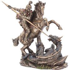 George And The Dragon - Figurine / St George / Nemesis Now / Mythology / Dragons