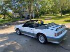 1988 Ford Mustang  1988 MUSTANG CONVERTIBLE
