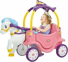 Little Tikes Princess Horse and Carriage [New Fairy Tale]
