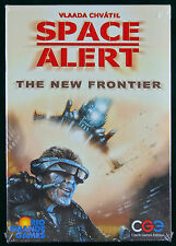 Space Alert - The New Frontier Expansion Game NEW SW Rio Grande