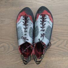 La Sportiva Rock Climbing Shoes - Mens 10.5 / Momen's 11.5 - Great Condition!