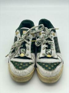 Rare Missy Elliott Adidas Respect Me Shoes Green/White/Teal Sneakers Size US 10