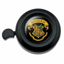 Harry Potter Ilustrated Hogwart's Crest Bicycle Handlebar Bike Bell
