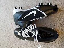 Nike Alpha Speed Shark Football Cleats  442417-011 Size 10.5
