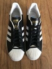 Adidas SuperStar 80's Black/white Worn Once Size 13