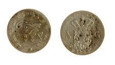 s1170_293) NETHERLANDS INDIES - INDIE OLANDESI 1/10 GULDEN  AG 1858