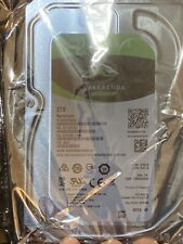 "Seagate BarraCuda 2TB HDD – 3.5"" SATA  (ST2000DM008) New Sealed"