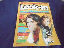 #14 MARCH 31 1979 LOOK IN tv movie magazine BEE GEES - SMURFS - DICK TURPIN