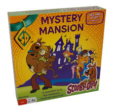Scooby Doo Mystery Mansion Board Game (2010 Edition) from Pressman NEW