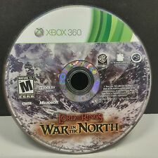Lord of the Rings: War in the North (Microsoft Xbox 360, 2011) DISC ONLY #9588