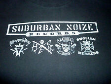 Suburban Noize Records Shirt ( Uesd Size L ) Good Condition!!!