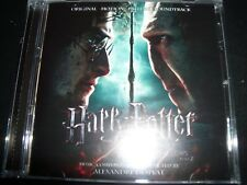 Harry Potter & The Deathly Hallows CD Part 2 Soundtrack - Like New