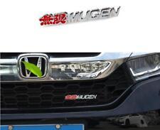 B212 Mugen Emblème calandre devant autocollants voiture badge Car Emblem auto