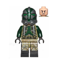 NEW LEGO Clone Commander Gree FROM SET 75234 STAR WARS (sw1003)