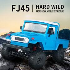MN-45 RC Crawler 2.4G 4WD Racing Off-road Truck 4x4 1/12 Car Electric Q9D3