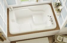 Amazon Whirlpool Tub by Maax 2 Person 71 x 48 x 23   Retail $2995  on Sale $1895
