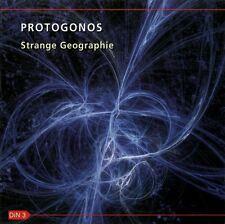Protogonos - Strange Geographie ~ Limited 1000 ~ Biosphere - Namlook - Rare :§*¥