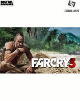Far Cry 3 Uplay Download Key Digital Code [DE] [EU] PC