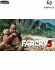 Far Cry 3 Steam Download Key Digital Code [DE] [EU] PC