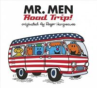 Mr. Men Road Trip!, Paperback by Hargreaves, Adam, Brand New, Free P&P in the UK