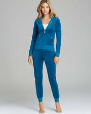 Juicy Couture Relaxed Fit Hoodie only in  Jade L $108