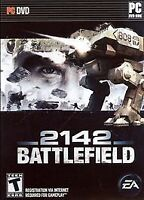 Battlefield 2142 (PC, 2006) Used game