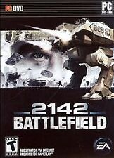 EA Battlefield 2142 for Windows Computer PC-DVD - NEW!