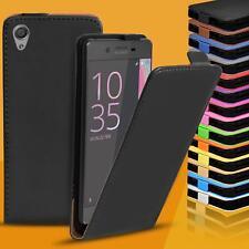 Bolsa de móvil para Sony Xperia flip case cover funda protectora, funda estuche plegable cáscara