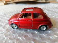 FIAT NUOVA 500 A-36  MEBETOYS, no corgi toys, politoys, polistil scala 1/43