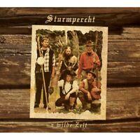 STURMPERCHT - a wilde Zeit CD Waldteufel Jännerwein Klammheim Death in June