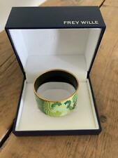 Frey Wille Magic Sphinx Green authentic Diva bangle new in box
