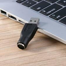 Hot PS/2 Female to USB Male Converter Connector Adapter for PC Mouses